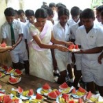 Mid-day meal for school children from Monday