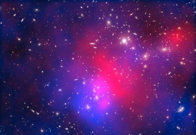 Hubble telescope peers into deep space, sees something ...