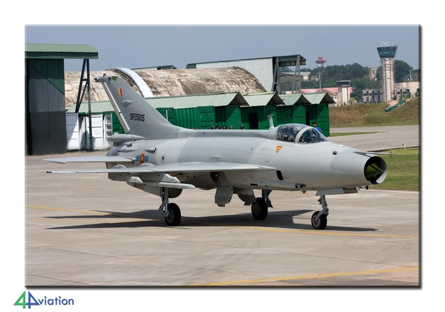A maintenance center for Chinese aircraft proposes Sri Lanka Air Force