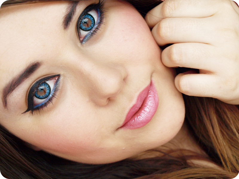 How To Get Naturally Big Eyes